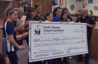 South Umpqua School Foundation 2014 Award Winners