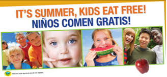 Summer + Free Meals + Activities for Kids = FUN!!